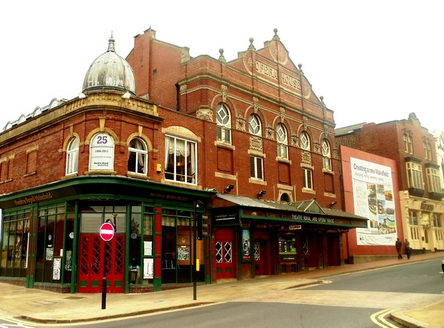 The Theatre Royal, Wakefield
