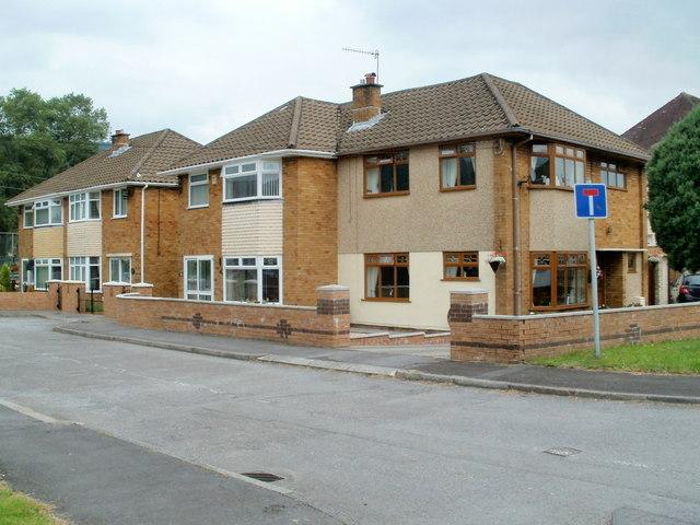 Earlsfield Close, Glynneath