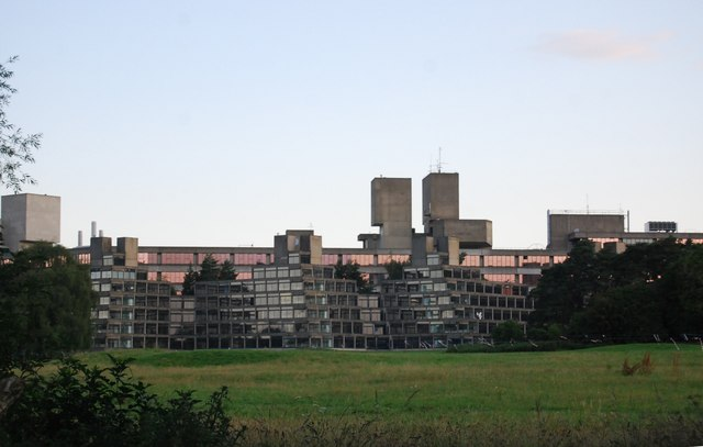 UEA - Norfolk Terrace