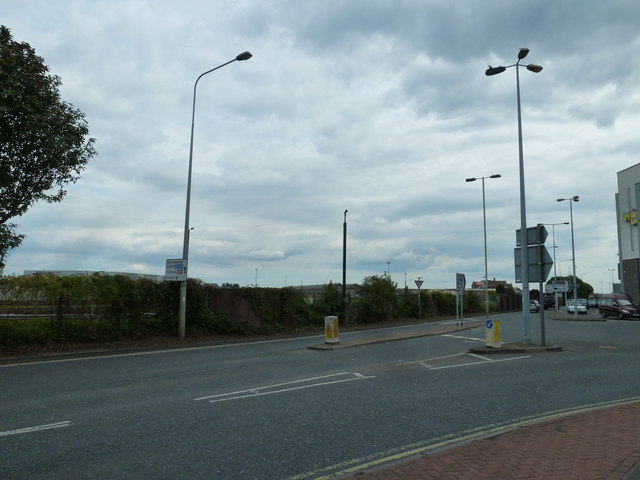 Lampposts in Southampton Road