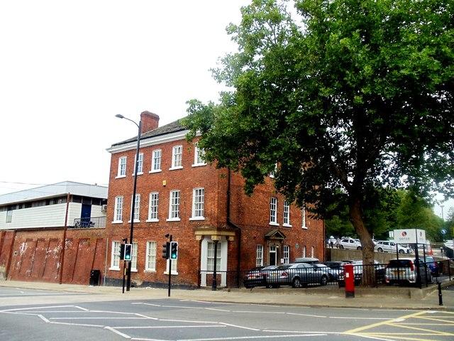 Pemberton House, Westgate, Wakefield