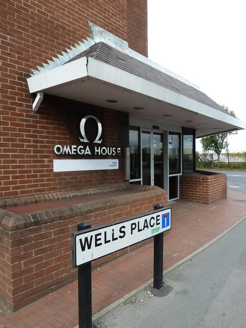 Omega House, Wells Place