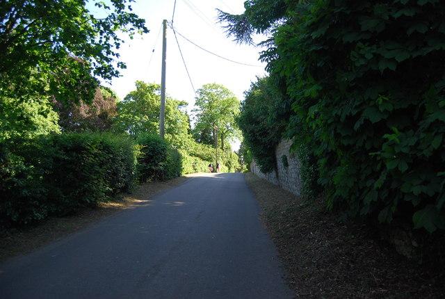 The Lane, Plaxtol
