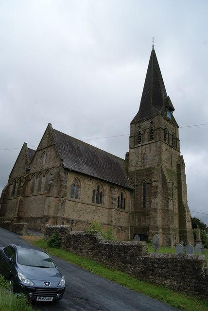 All Saints Church, Burton in Lonsdale