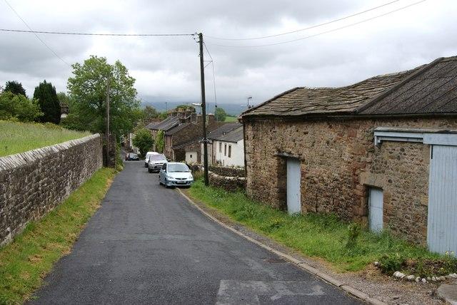 Leeming Lane, Burton in Lonsdale