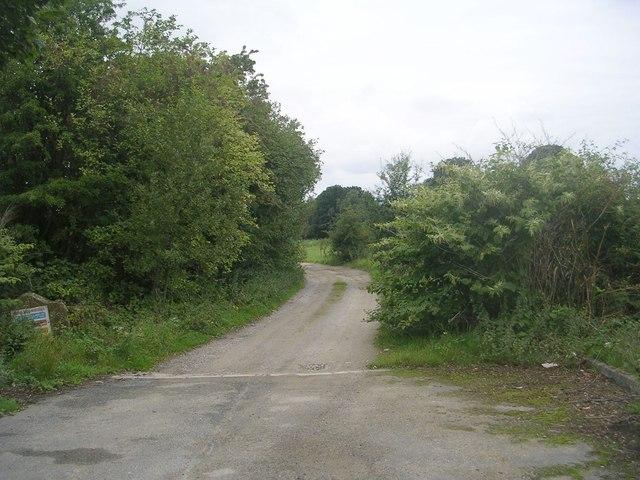 Track - Apperley Lane