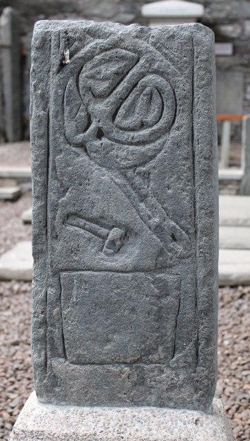Cross shaft fragment Keills Chapel
