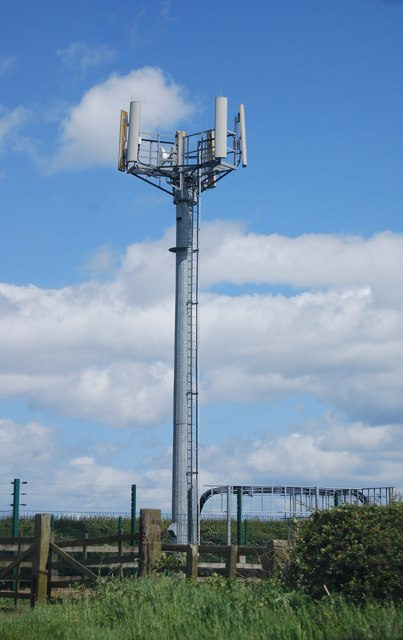 Telecommunication Mast, Whinney Hill