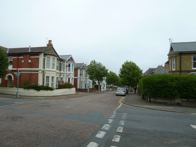 Crossroads of Victoria Road and St John's Road