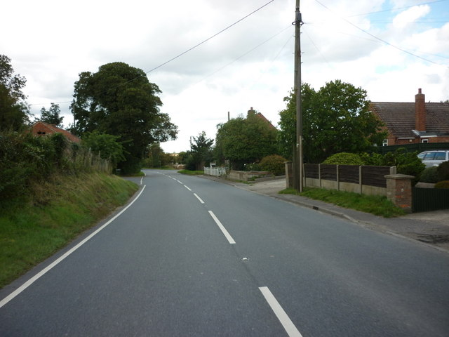Silver Street, Baumber, Lincolnshire