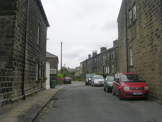 King Street - Micklefield Lane