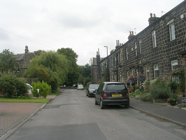 Queen Street - looking towards Micklefield Lane