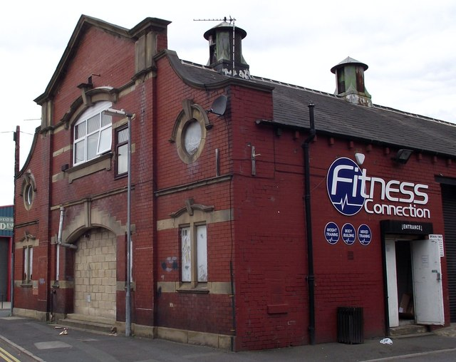 Health Club - Fitness Connection