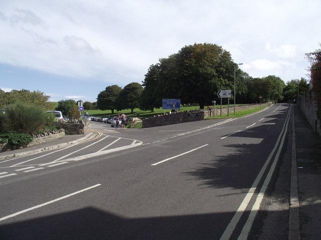 Broad Road,Car park