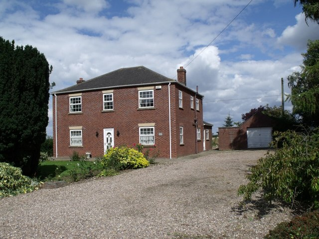 Slates Farm House