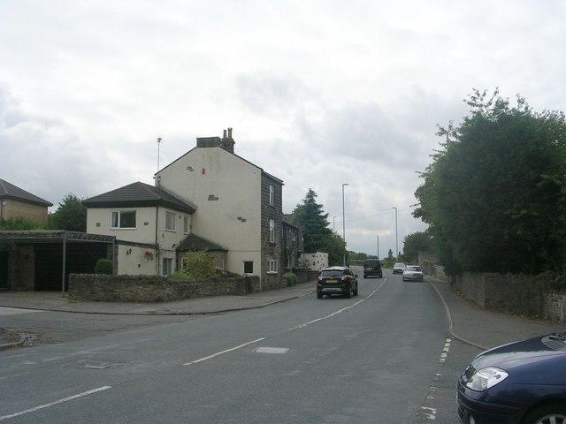 Apperley Lane - viewed from Warm Lane