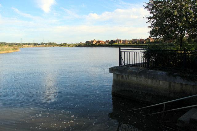 River Medway, Halling, Kent