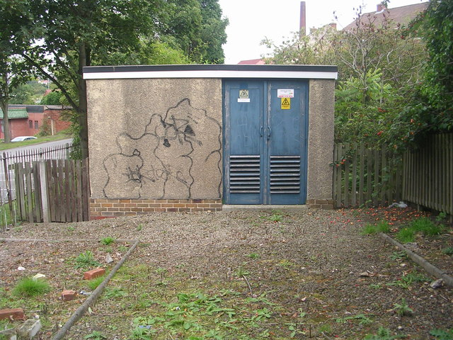 Electricity Substation No 4637 - Quakers Lane
