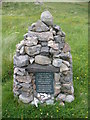 NF7810 : Bonnie Prince Charlie Memorial by Colin Smith