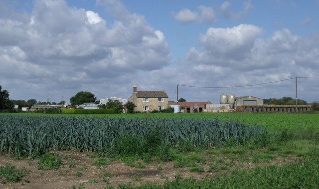 Bede Farm near Coningsby