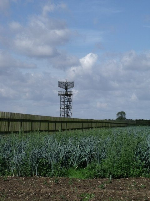 Radar at RAF Coningsby