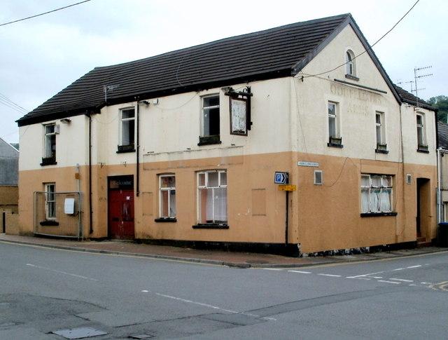 Former Oddfellows Arms, Glynneath