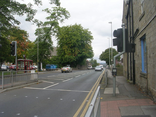 New Road Side - from Rawdon Cross Roads