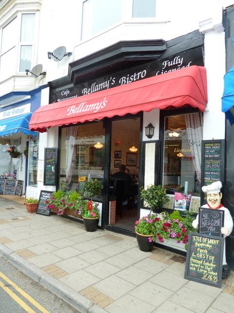 Bellamy's, High Street