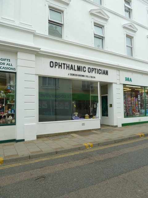 Opticians in High Street