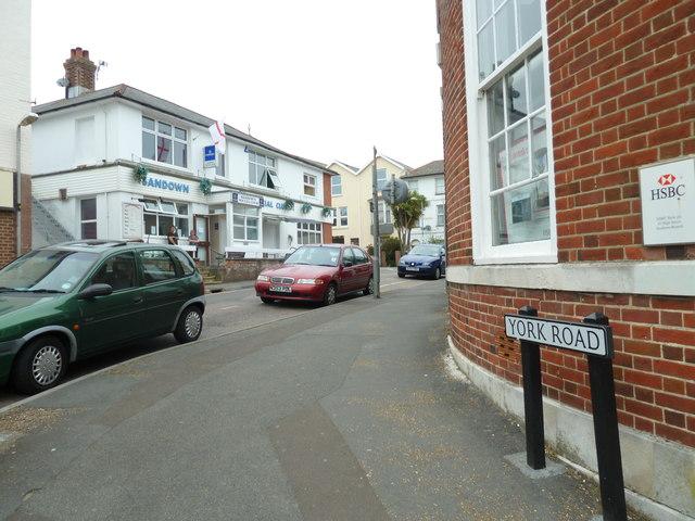 Sandown Social Club, York Road