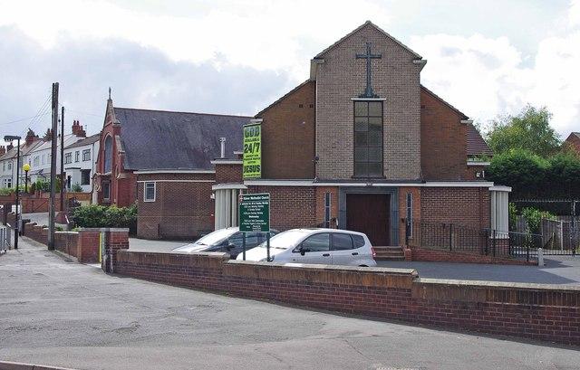 Kinver Methodist Church (1), Enville Road, Kinver