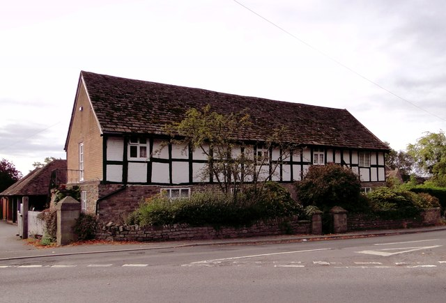 Cross Farmhouse, Credenhill