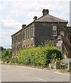 SE1946 : Former Infirmary Block, Wharfedale General Hospital by Derek Harper