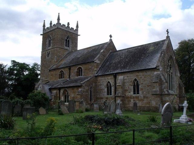 St Mary's Church, Claxby