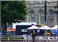 NS5965 : Philadelphia street scene in Glasgow by Thomas Nugent