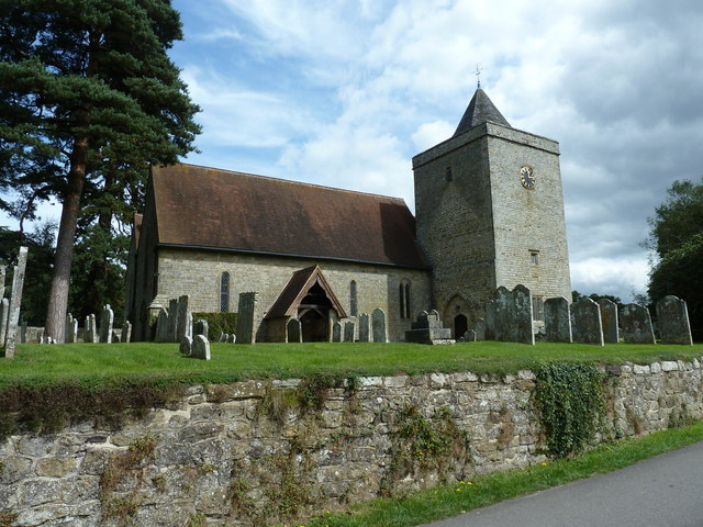 St James church Stedham
