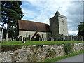 SU8622 : St James church Stedham by Dave Spicer