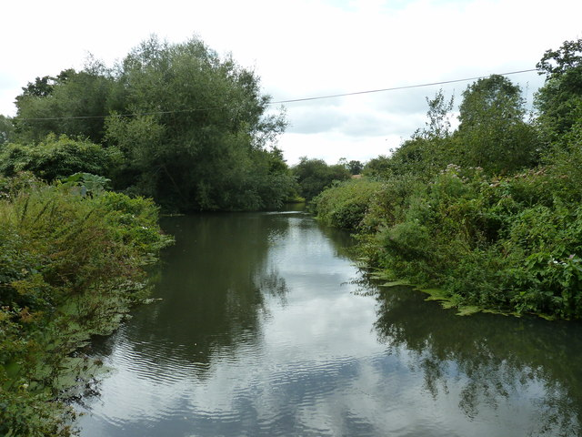 River Rother at Stedham Mill