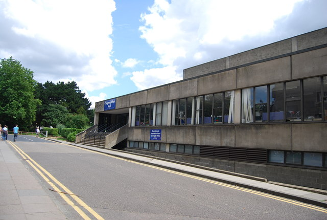 UEA - Congreation Hall