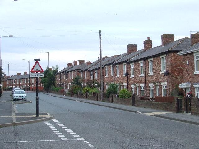 Hall Lane, Houghton-le-Spring