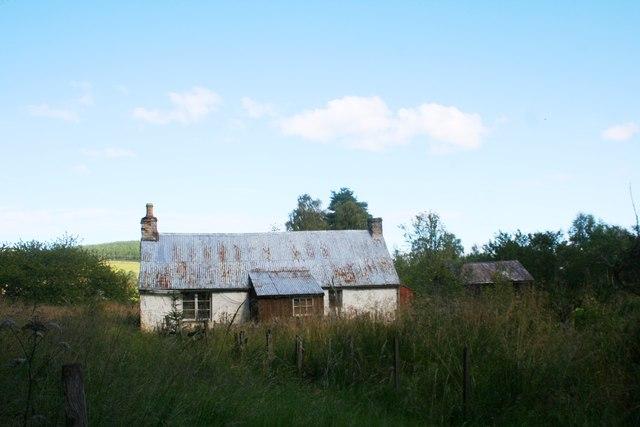 Old Cottage by Kinnoir