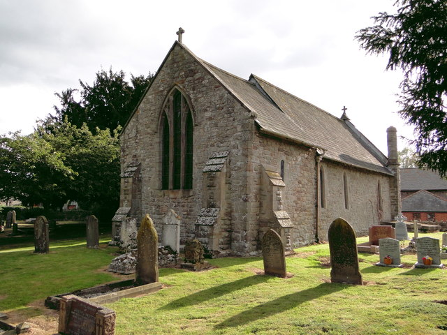St Michael, Kenchester