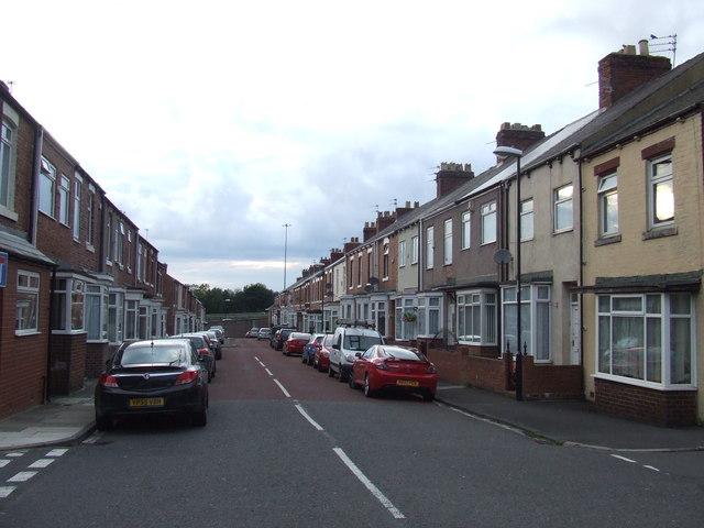 Edwin Street, Houghton-le-Spring