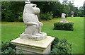 SU9085 : Cliveden gardens by Graham Horn