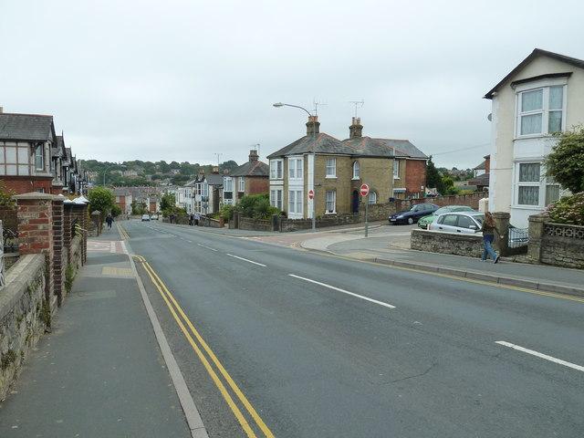 June 2011 in St John's Road