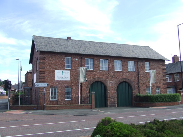 Former fire station, Houghton-le-Spring