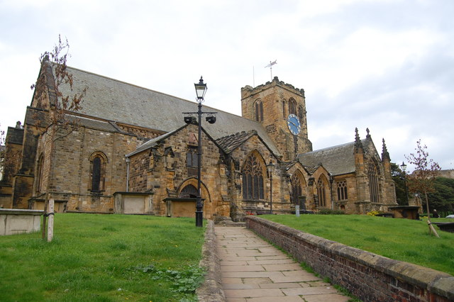 St Mary's Church, Scarborough