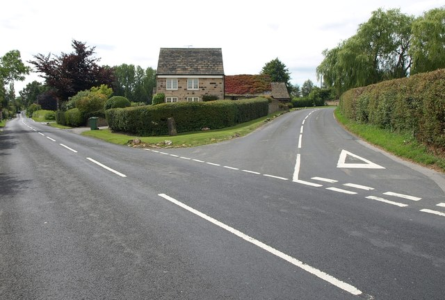 Junction at Wike