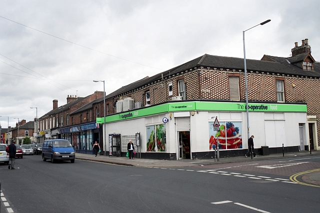 Co-operative food store, Denton Holme