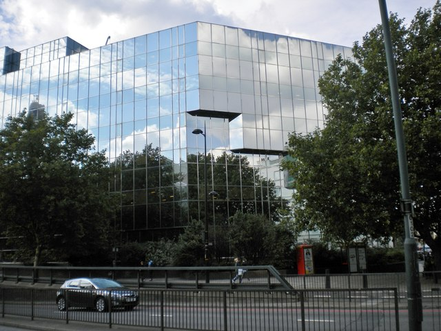 Office building, Euston Road NW1